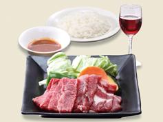 [写真]島根和牛・豚肉コース・吉(きち)