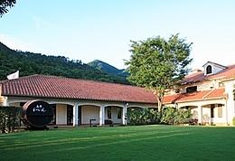 [写真]ワイン醸造館