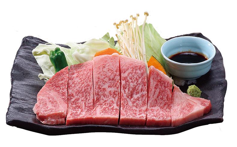 [写真]島根和牛サーロインコース