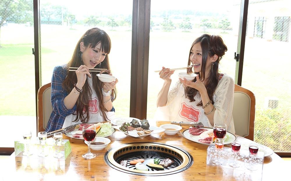 [写真]ことのは シャトー弥山コース料理