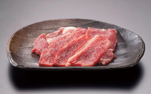 [写真]島根県産和牛肉50g国産豚肉90g