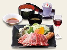 [写真]国産牛肉・豚肉コース・縁(えにし)