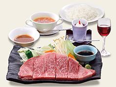 [写真]島根和牛サーロインコース・寿(ことぶき)