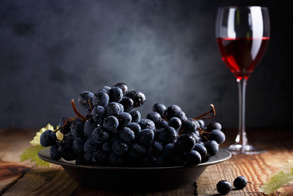 赤ワインのぶどう品種